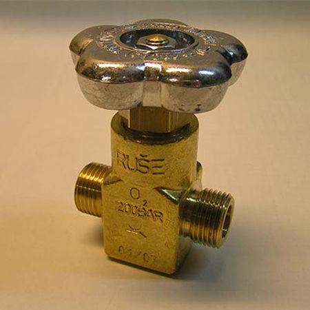 Picture for category Zaporni ventili z ravnim pretokov plina