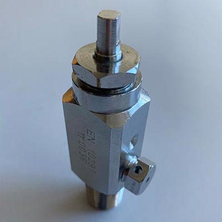 Picture for category PIN INDEX ventili za plinske jeklenke